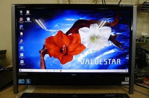 Windows10に... 2010年モデル NEC VN790BS水戸市