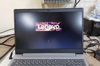 プラグ折れ電源入らず Lenovo Ideapad L340 笠間市