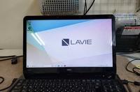 起動不能 NEC LS150/D 2011年モデル