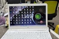 ブルースクリーン NEC LS150/L データ復旧PC修理