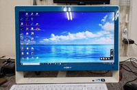 SONY VAIO VPCJ216FJ SSD高速化