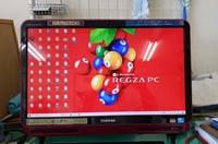 パソコンは修理した方がお得 REGZA PC D712 水戸市