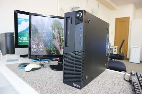 電源入らず Lenovo ThinkCentre M93P